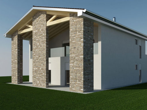 Casa nuova singola